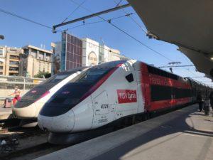 Interrail und wandern